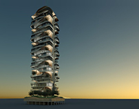 CAMBODIA RESIDENTIAL TOWER