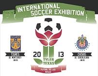 Event Design: Futbol de las Rosas
