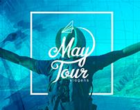 May Tour Branding/Identity