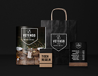 CORPORATE IDENTITY VETENGO STORE
