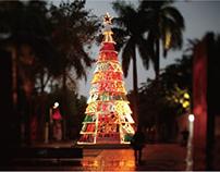 华侨城创意园-圣诞节装饰