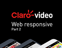 Claro video - Web responsive - Part 2