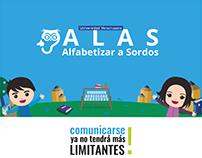 ALAS: Alfabetizar a Sordos