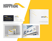 Happy Home - Brandbook & CI