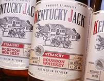 "Bourbon design ""Kentucky Jack""/ Дизайн бурбона"
