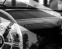 PORSCHE 356 OUTLAW -INSIDE