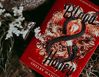 Cover Art | Blood & Honey by Shelby Mahurin