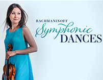 Rachmaninoff Symphonic Dances, BSO 2017-18