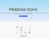 Mobirise Icons Free Icon Font