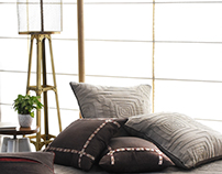 Cottons & Satins | Bed & Cushions