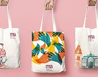 Branding Design: Mercado de los Artesanos