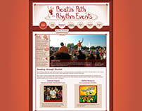 Beatin' Path - Website Redesign