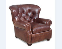 The Beauty Of Your House With Modern Leather Chair
