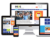 PAVE New Site Launch