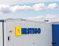HESTEGO: Engineering company branding