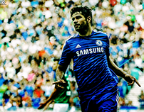 Diego Costa Edit & Retouch