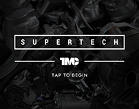 Full ATA TMC SuperTech Trailer