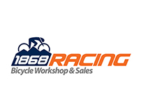 1868 Racing Branding