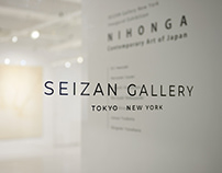 Seizan Gallery New York