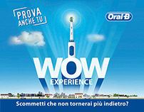 Oral-B - WOW Experience