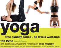 Yoga Series Workshop