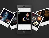 KULTPRIT Social Media Image Creation