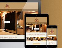 Site Layout - Farao's Motel
