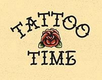Tatto Time!