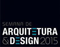 Semana de Arquitetura & Design 2015