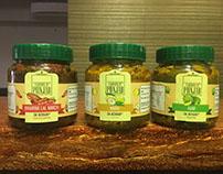 Flavours Of Punjab - Branding