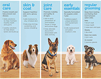 Petco In-line Dog Supplement Signs