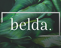 Rich. Flowing, Strong. Discover Belda.