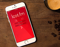 Last.fm: App Redesign