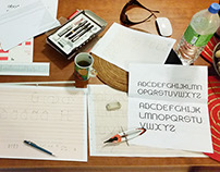 PABensen Font - Typography
