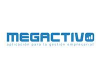Megactivo - Imagen corporativa / website