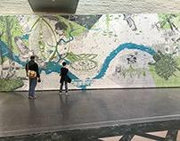 Philadelphia Museum of Art Philadelphia Assembled Mural