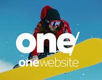 Onepage Webdesign onewebsite.ch