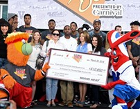 Miami Heat Family Festival Raises Money