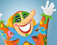Character Design: Carnival 2015 São Luís / Maranhão