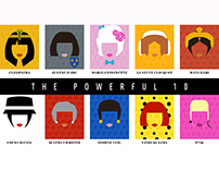 The Powerful 10