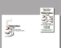 Business Package: Italian Coffee Shop