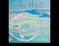 FLUX STATE POSTER
