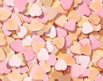 Печеньки_сердечки