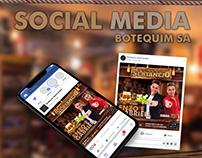 Social Media - Botequim SA