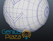 Genius Plaza Games Modeling