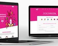 Split The Bills - Website