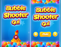 Bubble Shooter GUI | Unity Asset Store | Game Interface
