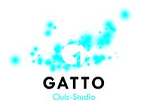 Редизайн логотипу для клуб-студії GATTO