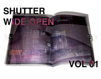 SHUTTER WIDE OPEN VOL . 01