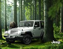 Jeep ad concept